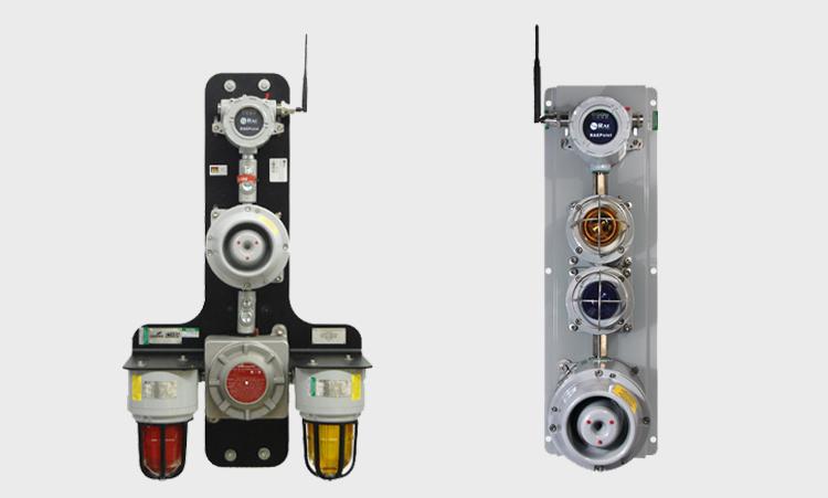RAE Systems MeshGuard Alarm Bars