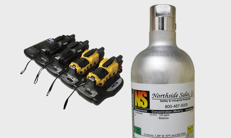 Calibration Gas for AutoRAE 2 System