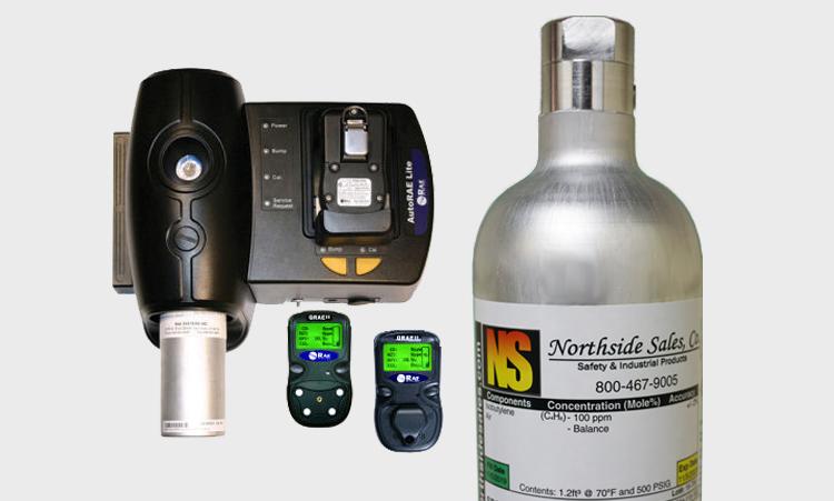 Calibration Gas for AutoRAE Lite - QRAE II