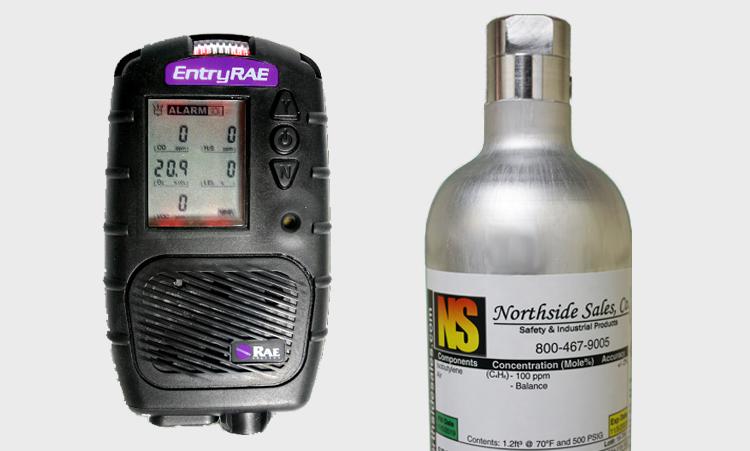 Calibration Gas for EntryRAE