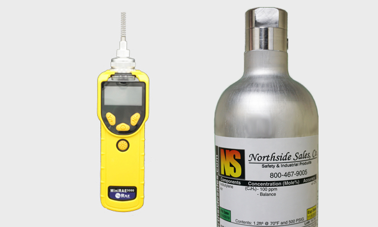 Calibration Gas for MiniRAE 3000