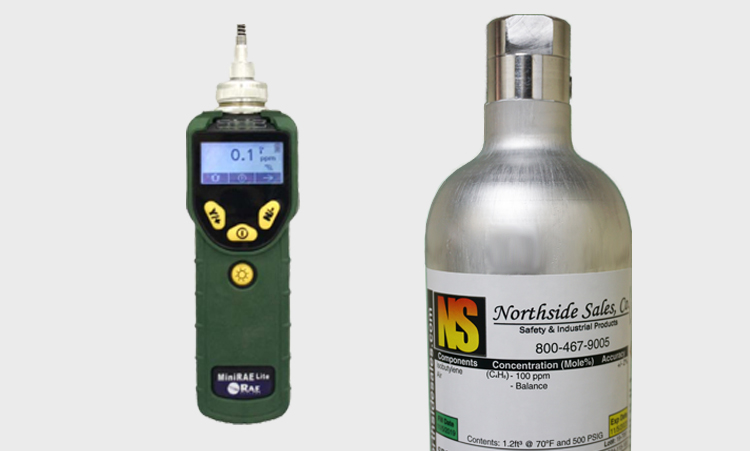 Calibration Gas for MiniRAE Lite