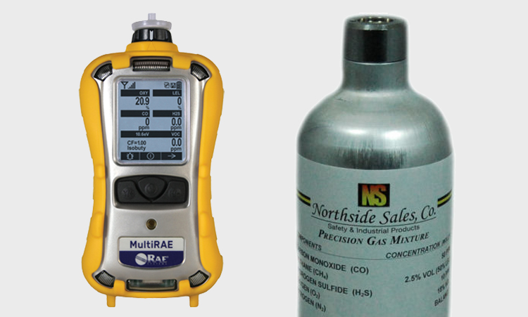 Calibration Gas for MultiRAE