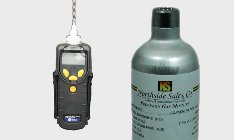 Calibration Gas for ppbRAE 3000