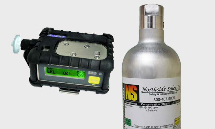 Calibration Gas for QRAE Plus