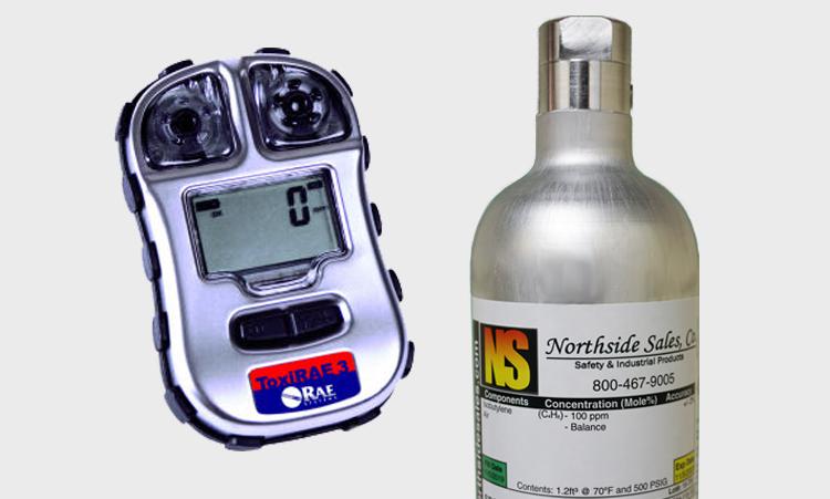 Calibration Gas for ToxiRAE 3