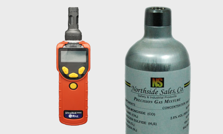 Calibration Gas for UltraRAE 3000