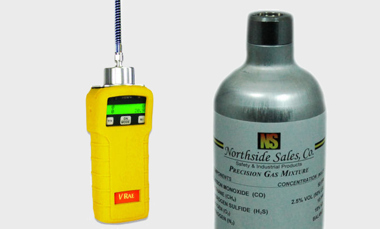 Calibration Gas for VRAE