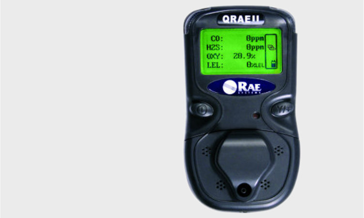 RAE Systems Rental Gas Monitors