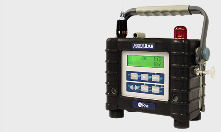RAE Wireless Gas Monitors and Kits
