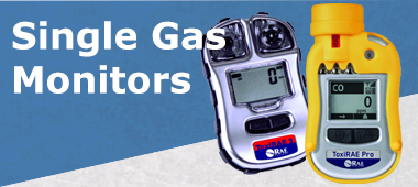 Shop RAE Single Gas Monitors
